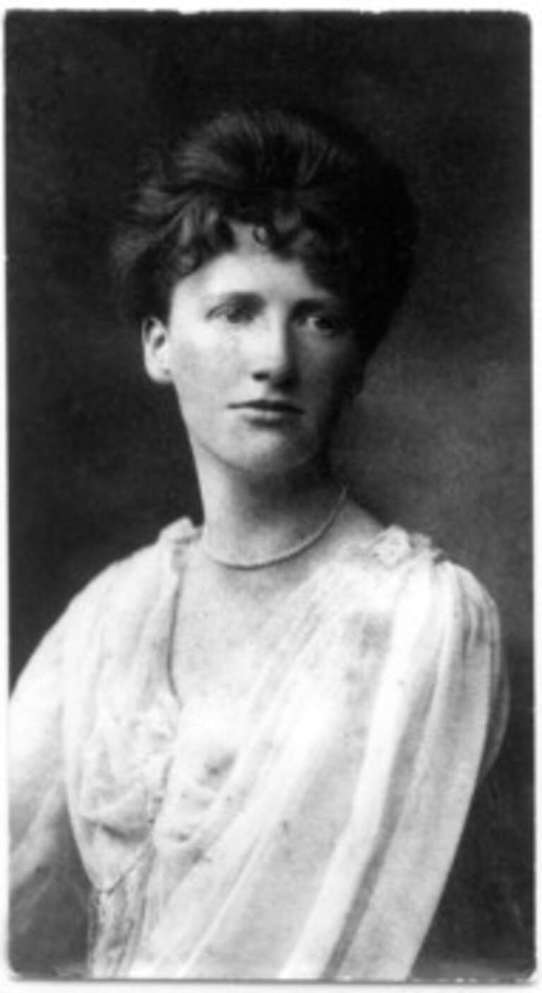 Save the Children's founder, Eglantyne Jebb