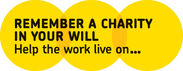 remember a charity in your will logo