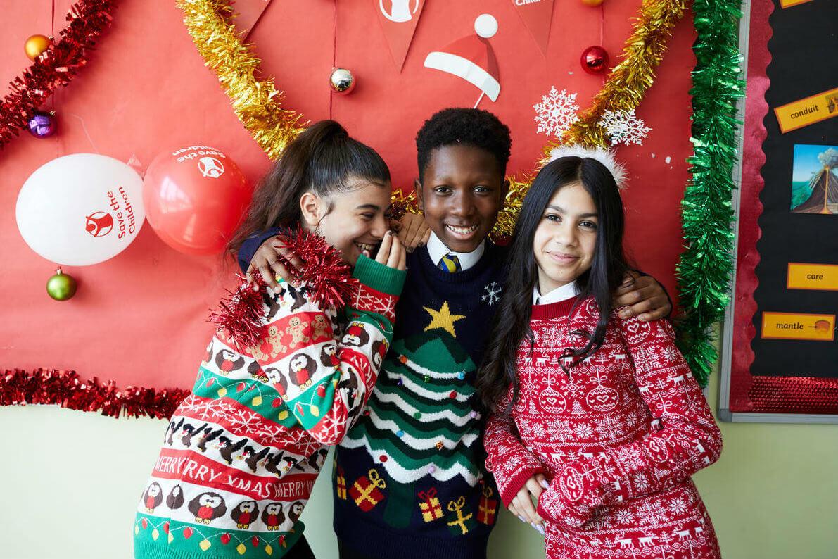 Christmas Jumper Day 2019 Uk.Christmas Jumper Day 2019 Save The Children Uk