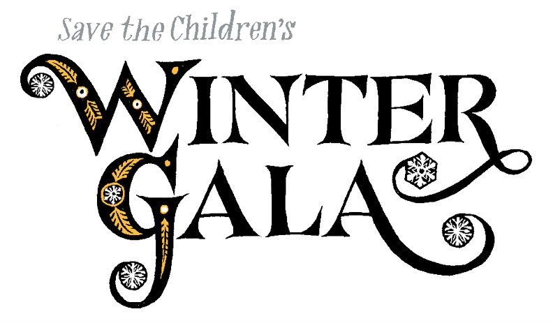 Save the Children's Winter Gala