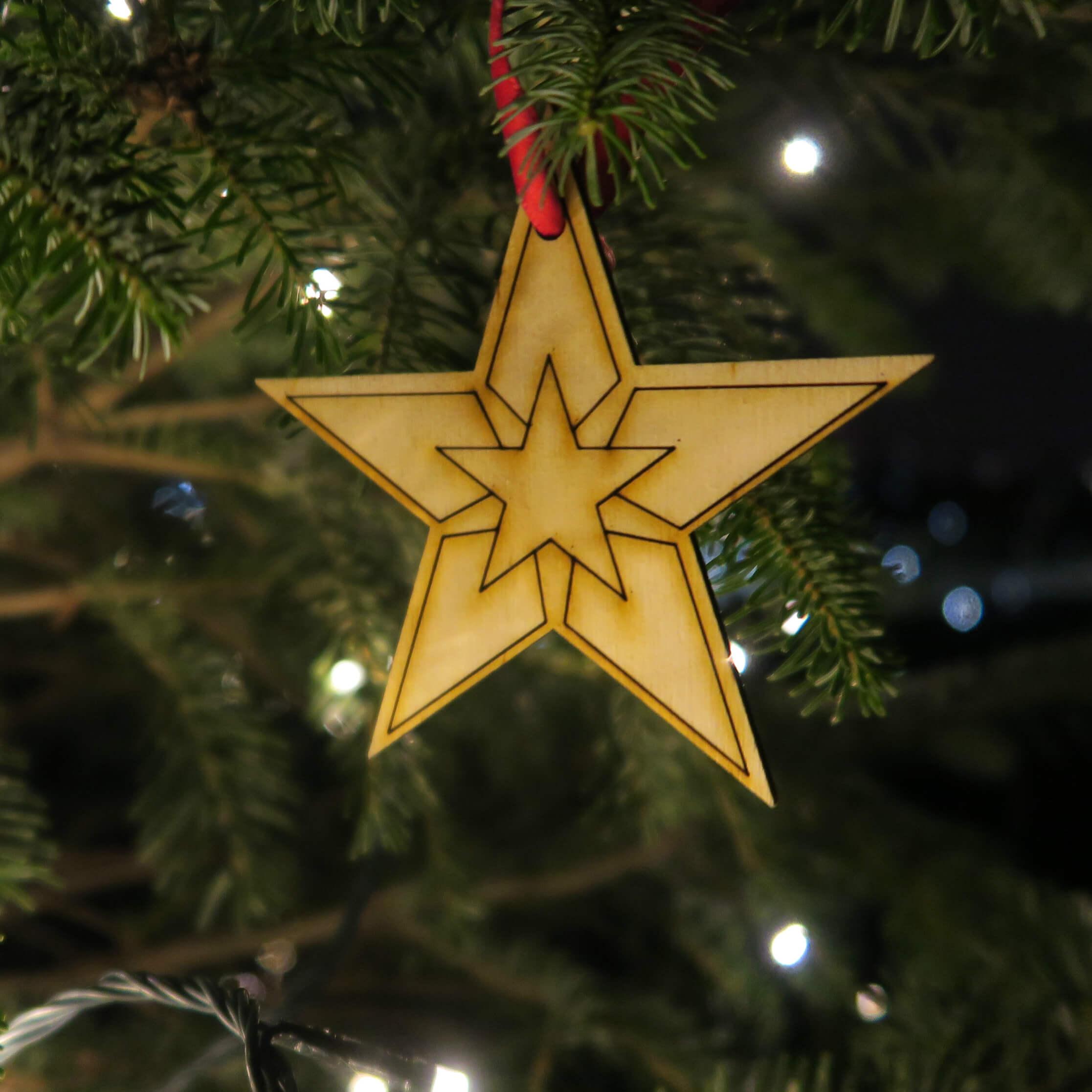 Christmas Star Save The Children Uk